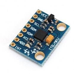 Módulo Sensor Acelerômetro Giroscópio IMU 6 Eixos MPU6050 Arduino