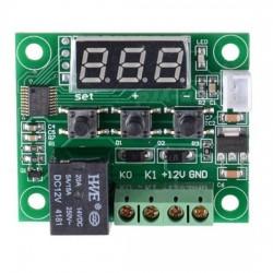 Módulo W1209 Digital com Sensor NTC 10K