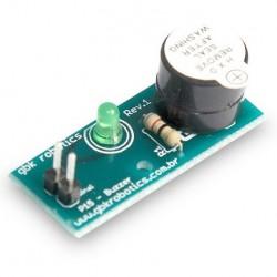P15 Módulo Buzzer Passivo Para Arduino