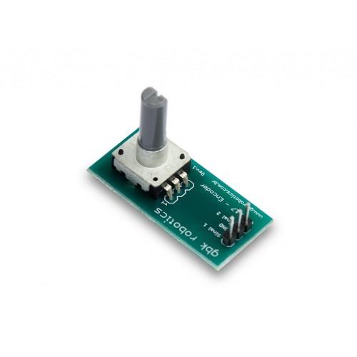 P17 Módulo Encoder Rotativo Para Arduino