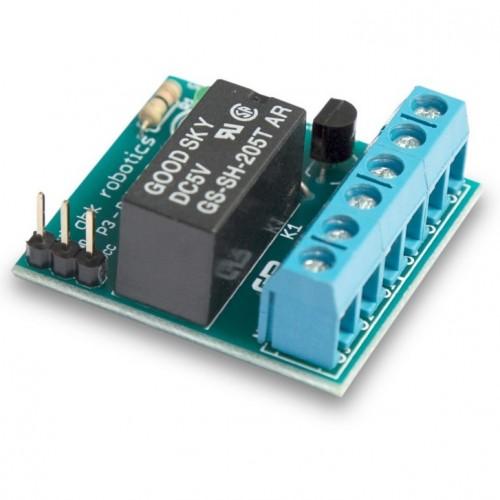 P3 Módulo Relê Com Saída Dupla Para Arduino