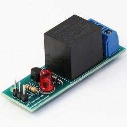 P9 Módulo Relê 1 Saída 10A 5V Para Arduino