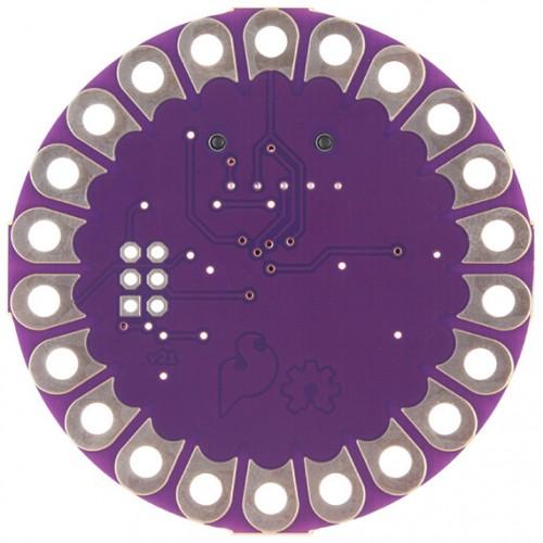 Placa Lilypad Arduino Para Projeto de Eletrônica em Tecido