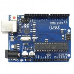 UNO R3 DIP Atmega328P Sem Cabo - Compatível Com Arduino