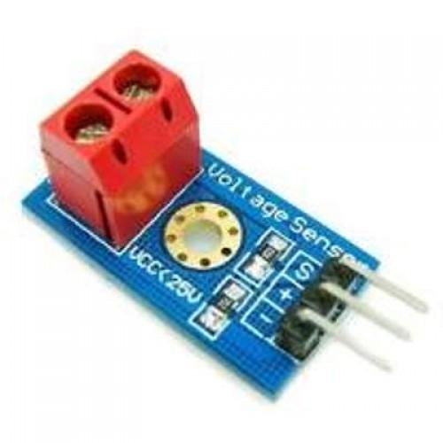 Sensor De Tensão/Voltagem 0V a 25V DC Para Arduino