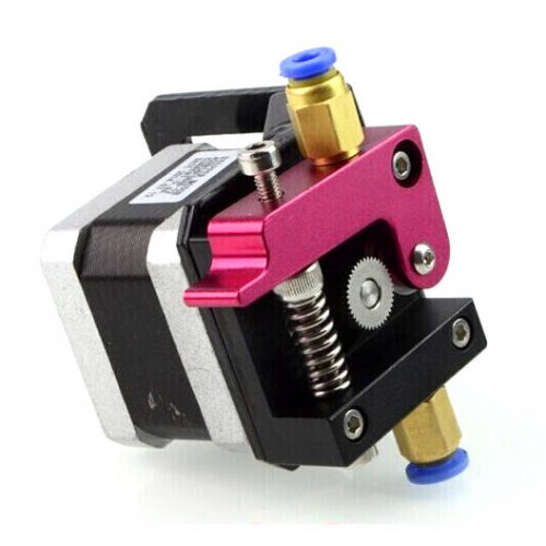 Tracionador De Filamento Com Motor Nema 17 Para Cabeça J ED3 De Extrusora