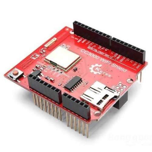 WiFi Shield CC3000 Para Arduino