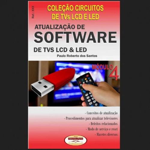 Atualização De Software De TVs LCD E LED