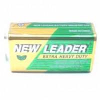 Bateria 9V Marca New Leader NEW-6F22