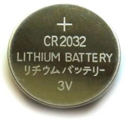 Bateria 3V CR2032