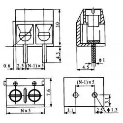 Borne KF-301 3T