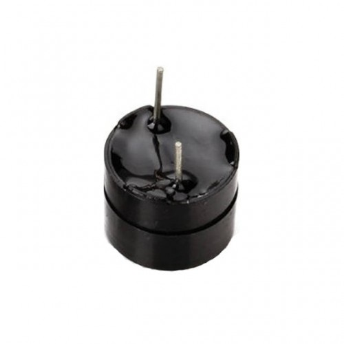Buzzer 12mm Com Oscilador Interno 5V