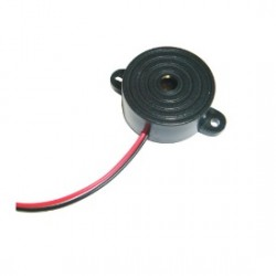 Buzzer Continuo Sonalarme SB-3/30V-1-C Oscilador Interno