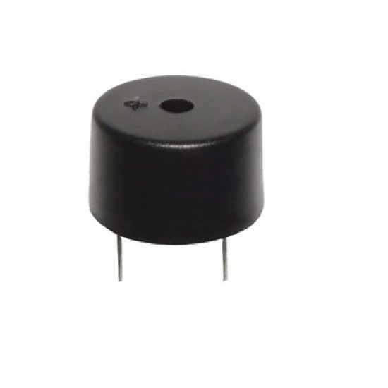 Buzzer Contínuo Sonalarme SMT-3/30V-1-C Oscilador Interno