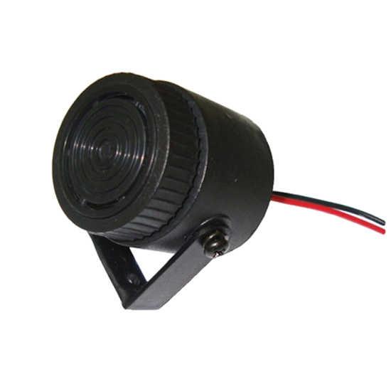Buzzer Warble Sonalarme SH-6V-W Oscilador Interno