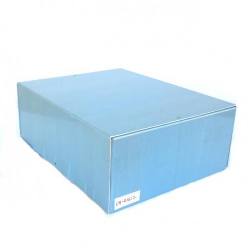 Caixa De Alumínio CA-61317 60X130X170mm