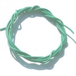Cabinho Flexivel Verde 0,14mm (Metro)
