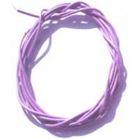 Cabinho Flexível Violeta/lilás 0,1mm 28 AWG (Metro)