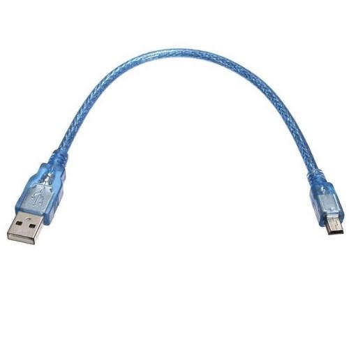Cabo USB A/Mini USB V3.0 30 cm