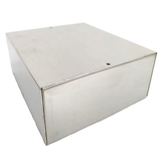 Caixa De Alumínio CA-61315 60X130X150mm