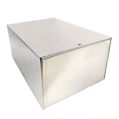Caixa De Alumínio CA-81218  80X120X180mm