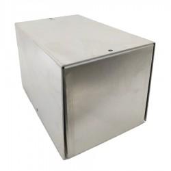 Caixa De Alumínio CA-8813 80X80X130mm