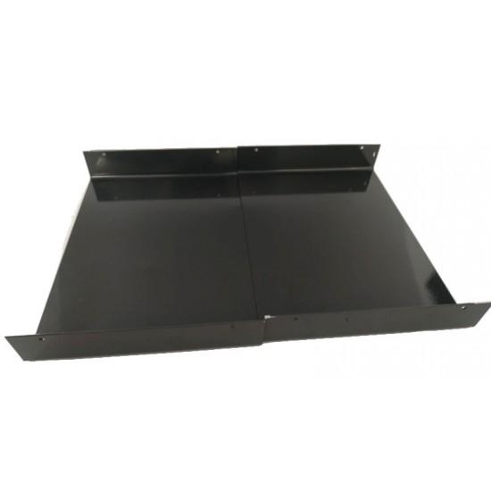 Caixa De Aluminio Chassi De Ferro CAP-72518 70x250x180mm