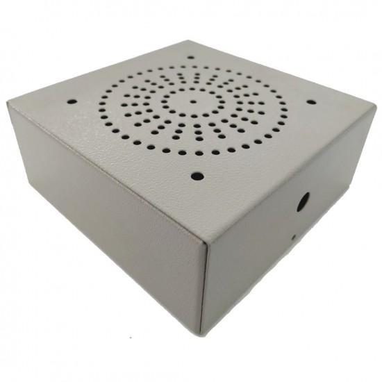 Caixa De Ferro CFP-51313F 50X130X130mm