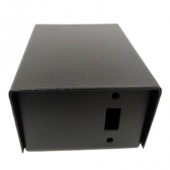 Caixa De Ferro CFP-468 40x60x80mm