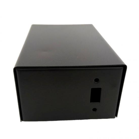 Caixa De Ferro CFP-5813 50X80X130mm