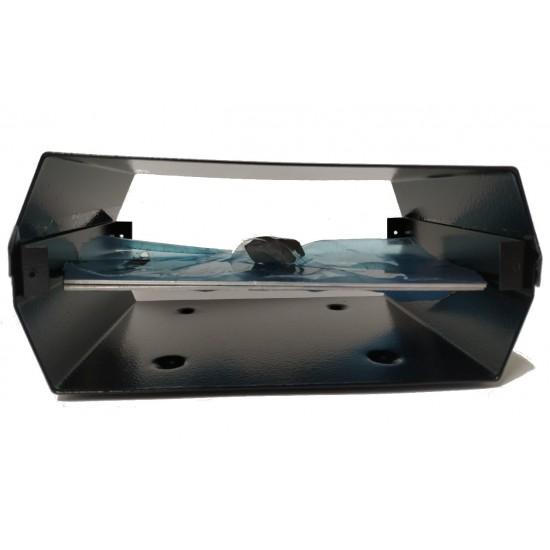 Caixa De Ferro CFP-71511 70x150x110mm (AxLxP)