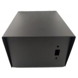 Caixa De Ferro CFP-81113 80x110x130mm (AxLxP)