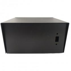 Caixa De Ferro CFP-81513 80x150x130mm (AxLxP)
