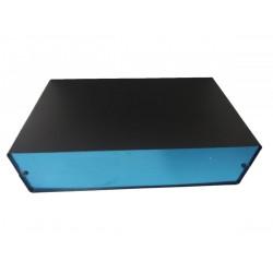 Caixa De Ferro CFP-83018  80X300X180mm (AxLxP)