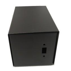 Caixa De Ferro CFP-8813 80X80X130mm (AxLxP)