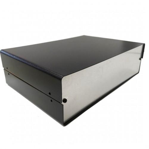 Caixa De Ferro Painel De Alumínio CFP-72518 70x250x180mm (AxLxP)