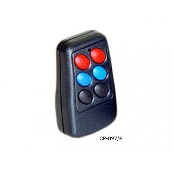 Caixa Patola CR-097/6 18x40x67 (botoes Coloridos)