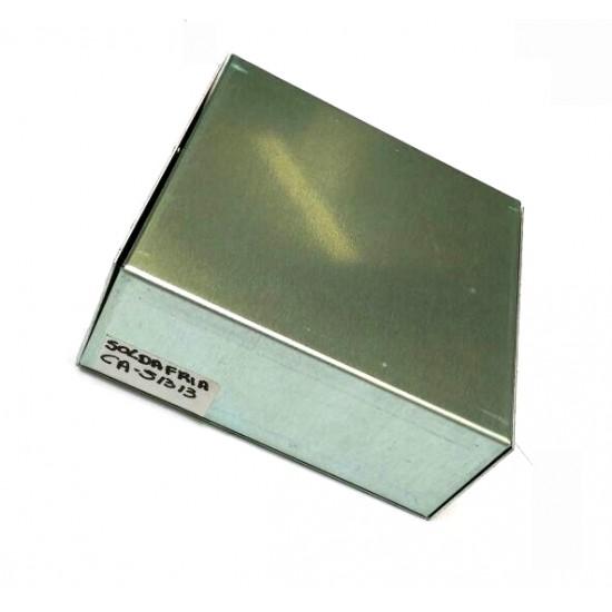 Caixa De Alumínio CA-51313 50X130X130mm