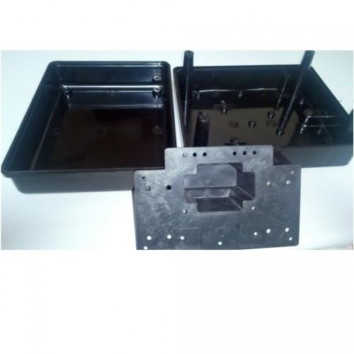 Caixa Plástica SF-1 90x200x230mm