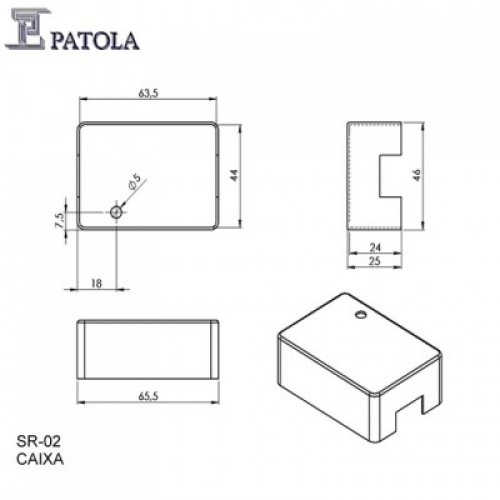 Caixa Patola SR-2