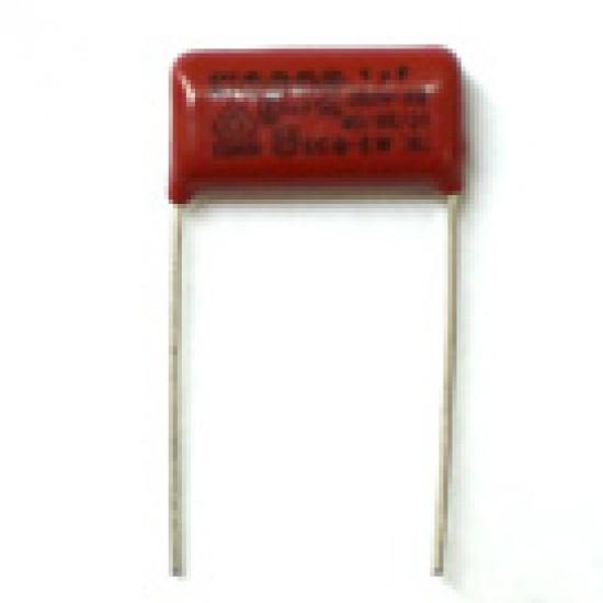 Capacitor De Poliester X2 100nF X 250V Panasonic (104/100K/0,1uF/.1uf)