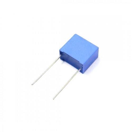 Capacitor Poliester Epcos 4,7nF X 63V (4,7KpF/4K7/472) B32529