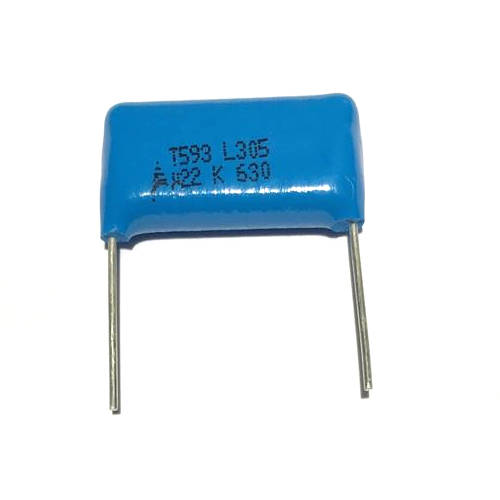 Capacitor Poliester Epcos 220nF X 630V (224/220K/0,22uF) B32593C8224K8