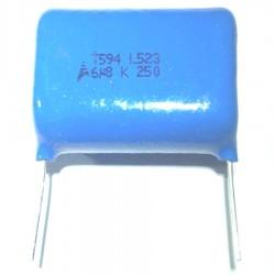 Capacitor Poliester Epcos 6,8uF X 250V (6u8/685) B32594C3685K8