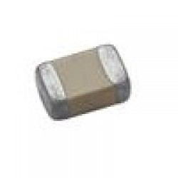 Capacitor Multicamadas SMD 0805 2,2nF X 50V (2K2/222)