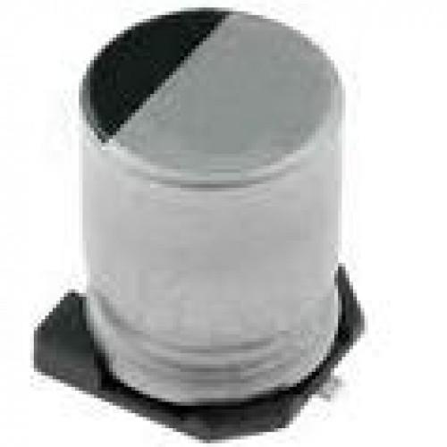 Capacitor Eletrolitico SMD  220uF X 16V (6mmx7mm)