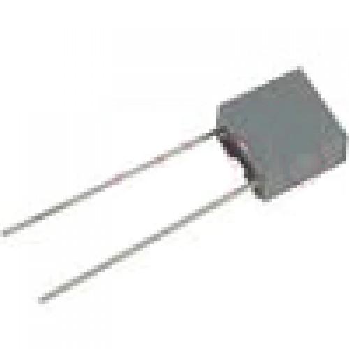 Capacitor Poliester  1nF X 100V (1KpF/1K/102/0,001uF)