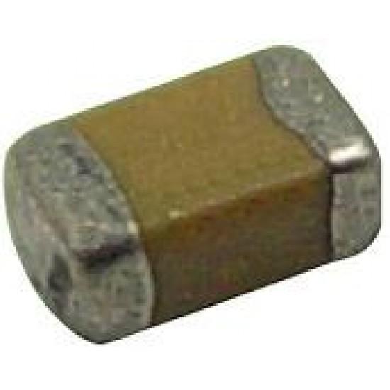 Capacitor Ceramico SMD 0603 22pF 50V