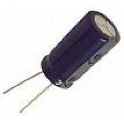 Capacitor Eletrolitico 10uF X 16V