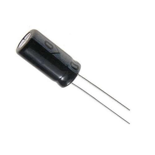 Capacitor Eletrolítico 470uF X 50V